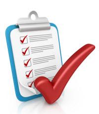 aed checklist