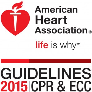 AHA 2015 Guidelines Logo