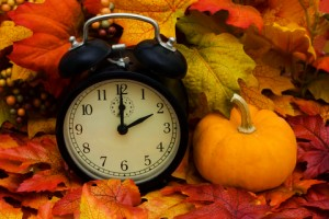 Clocks Fall Back This Weekend