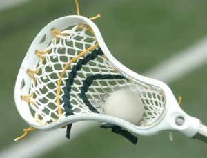 Lax Stick & Ball