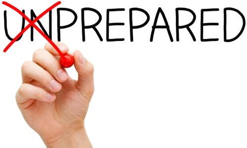 CPR/AED Prepared