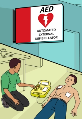 FDA - How Devices in Public Places Can Restart Hearts