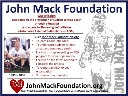 John Mack Foundation Poster