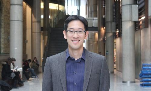 Timothy C.Y. Chan, Ph.D.; University of Toronto; Toronto, Ontario, Canada Copyright Liz Do