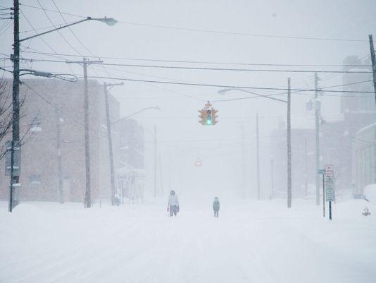 Snow Storm 2017
