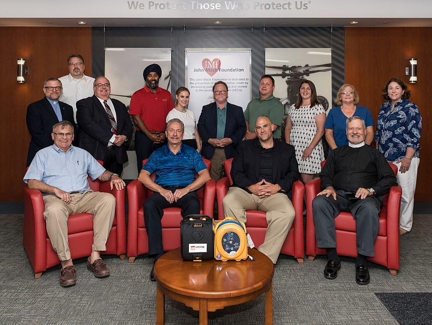 2018 BAE AED Partnership